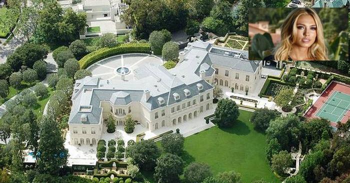 Binnenkijken in een huis van 200 miljoen dochter f1 baas bernie ecclestone verkoopt haar huis - Mooie huis foto ...