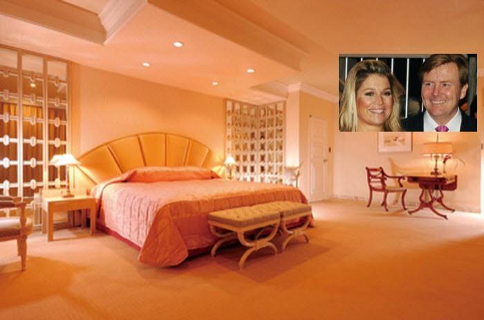 Binnenkijken in de keizerlijke suite koninklijk slapen willem alexander en m xima in japan - Fotos van de slaapkamers ...