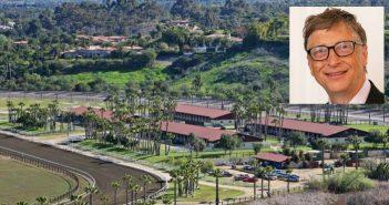 BINNENKIJKEN op de ranch van 18 miljoen die de rijkste man ter wereld, BILL GATES, voor dochter JENNIFER (21) kocht