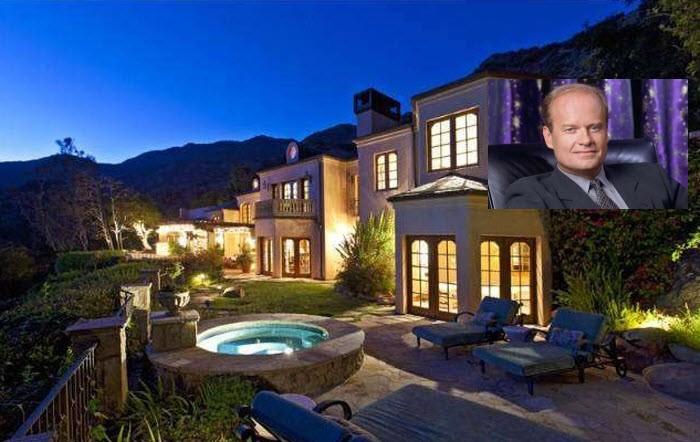 Gekke cheers psychiater frasier verkoopt zijn malibu mansion - De mooiste villa in de wereld ...