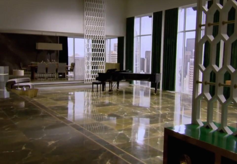 50 Tinten Grijs Penthouse Van Christian Grey In Seattle Te
