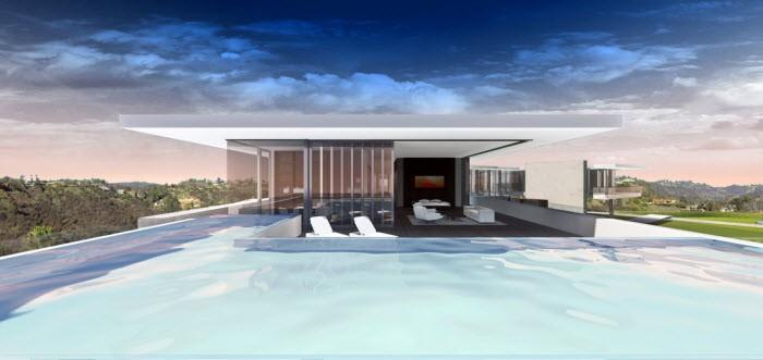 500 miljoen hollywood producer bouwt duurste huis ter wereld - De mooiste gevels van huizen ...