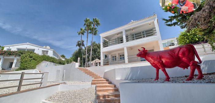 BINNENKIJKEN bij goedemiddaggggg GASTON STARREVELD die bijna 400.000 minder krijgt dan gedacht voor Spaanse droomhuis