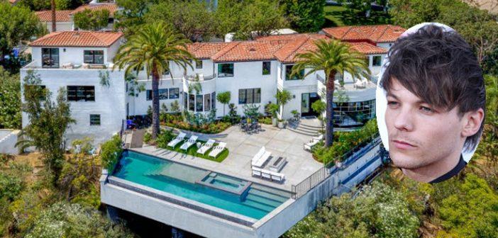 BINNENKIJKEN in de Hollywood-villa HARRY STYLES die u voor 8.5 MILJOEN kunt kopen