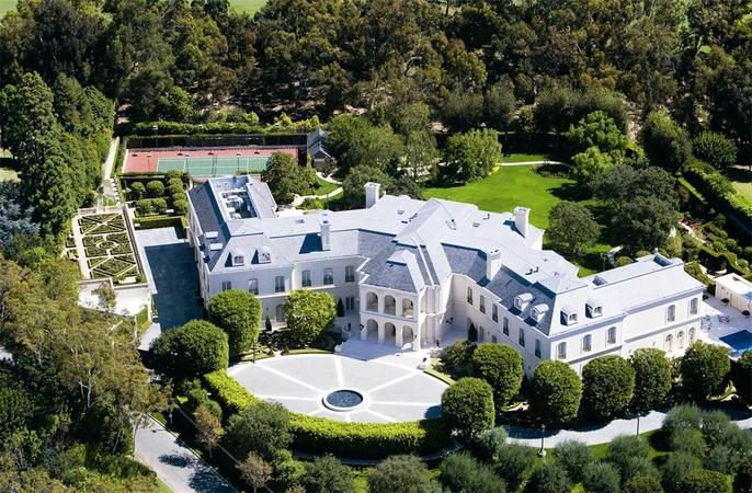 Droomhuis La House : Binnenkijken in het miljoen kostende droomhuis in la dat