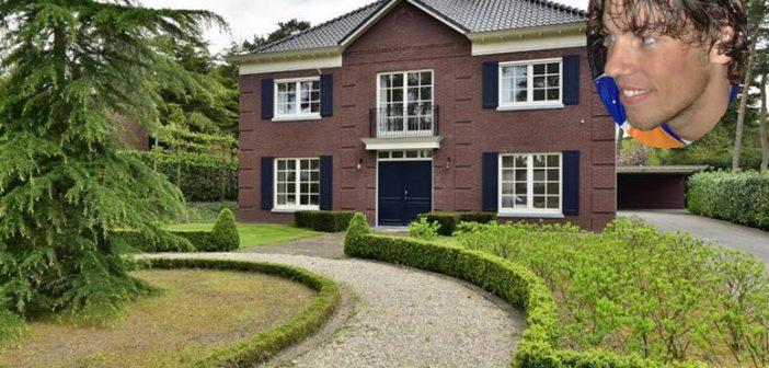 BINNENKIJKEN bij ex-wielrenner THOMAS DEKKER die na bloedzakken, prostituees en drank nu zijn Vlaamse villa verkocht heeft