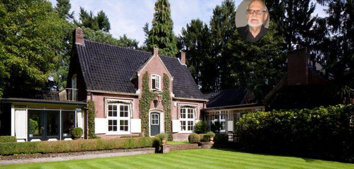 BINNENKIJKEN bij ROB HOUWER, de man die met TURKS FRUIT zijn fortuin vergaarde en nu zijn huis met een KORTING te koop zet voor €2.395.000