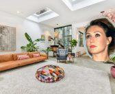 BINNENKIJKEN bij CARICE VAN HOUTEN die voor 1.5 MILJOEN euro haar Amsterdamse huis verkocht
