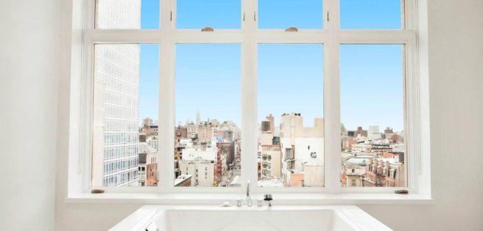 BINNENKIJKEN in RIHANNA'S penthouse in New York dat te koop is voor 17 miljoen dollar