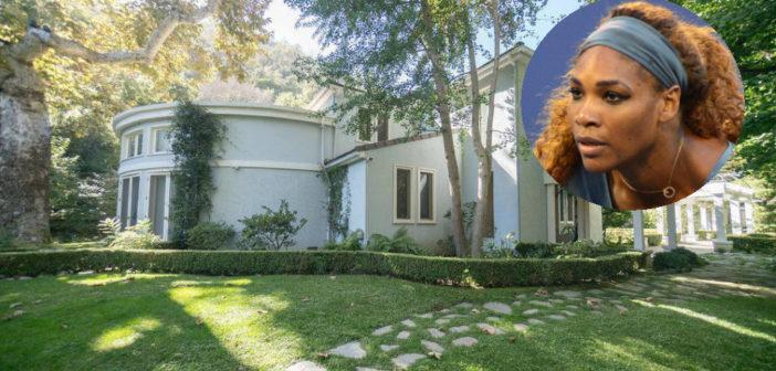 BINNENKIJKEN bij net moeder SERENA WILLIAMS die haar Bel Air-villa kwijt wil voor 10.2 miljoen euro