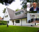 BINNENKIJKEN in de Bilthovense villa waar KOEN EVERINK werd vermoord, en die door JUSTITIE uit de verkoop is gehaald