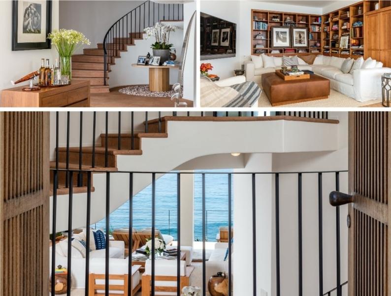 BINNENKIJKEN bij CINDY CRAWFORD die maar 45 miljoen dollar krijgt voor haar strandhuis (15 miljoen minder dan zij wilde!)