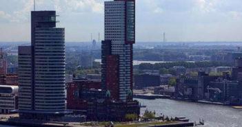 BINNENKIJKEN bij MEMPHIS DEPAY, de 24-jarige voetballer die voor €2.450.000 complete verdieping van Rotterdamse woontoren koopt
