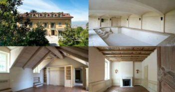 BINNENKIJKEN bij CRISTIANO RONALDO die voor een huurprijs van €50.000 per maand een leuke villa in zijn nieuwe woonplaats TURIJN gevonden heeft