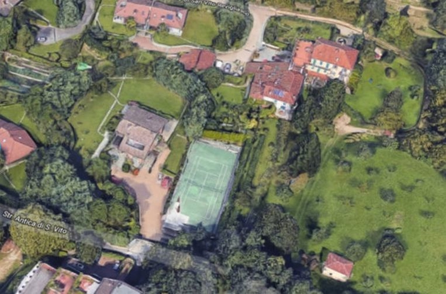 nieuwe huis van Ronaldo
