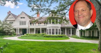 BINNENKIJKEN bij HARVEY WEINSTEIN, de Hollywood-baas met de losse handjes die zijn huis van 12 miljoen maar even uit de verkoop heeft gehaald