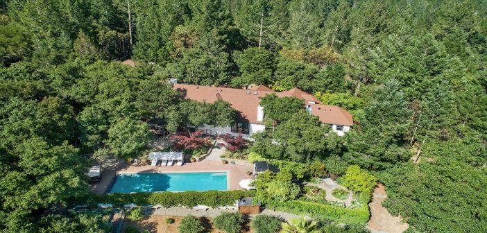 BINNENKIJKEN bij ROBERT REDFORD (82) die voor 6.7 miljoen euro zijn landgoed in Napa Valley in de verkoop heeft gezet