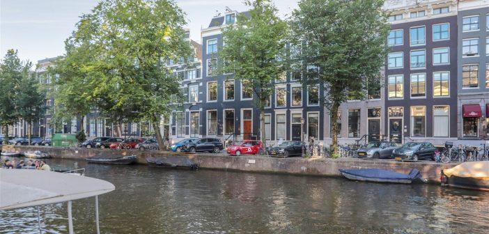 BINNENKIJKEN bij VIRGIL VAN DIJK, de man van 85 miljoen, die voor net geen twee miljoen Amsterdamse grachtenpand koop
